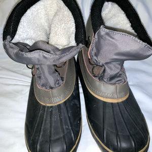 Steel Shank Men's Boots